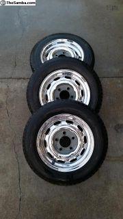 Kpz 911 912 wheels