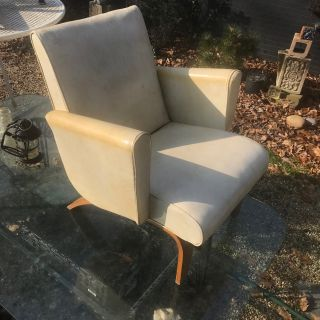 Thonet Lounge Chair Bentwood Vintage Mid-Century
