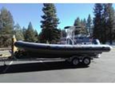 2018 Zodiak PRO-750- Power Boat in South Lake Tahoe, CA