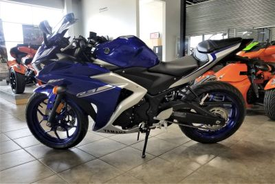 2017 Yamaha YZF-R3 Supersport Olive Branch, MS