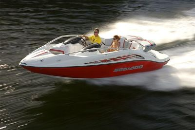 2006 Sea-Doo Sport Boats 200 Speedster. Runabouts Boats Afton, OK