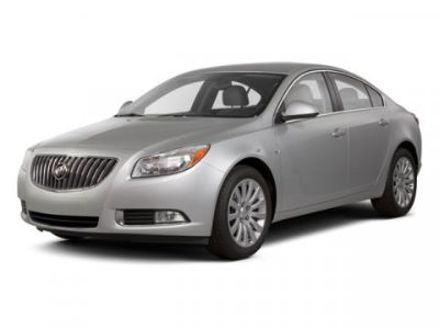 2011 Buick Regal CXL Turbo (Quicksilver Metallic)