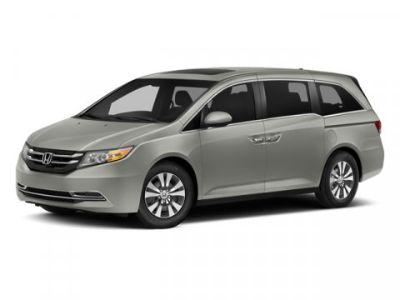 2014 Honda Odyssey EX-L w/DVD (Blue)