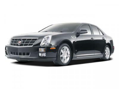 2008 Cadillac STS V6 (Black Raven)