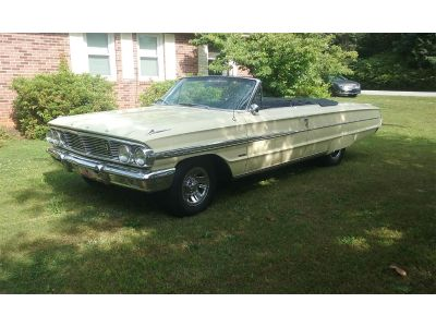 1964 Ford Convertible