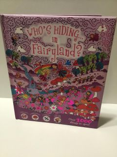 Who s Hiding in Fairyland book over 1000 things to spot X6