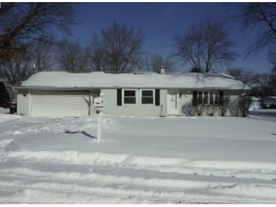 3 Bed 1 Bath Foreclosure Property in Portage, IN 46368 - Sherwood Ave