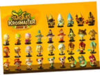 Krosmaster Arena Season 2 Miniature Figures Figurines Game