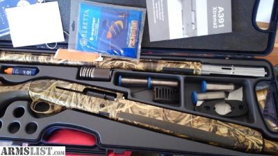 For Sale: beretta extrema 2 with kickoff option