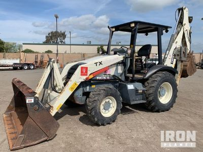 Terex TX760B 4x4 Backhoe Loader
