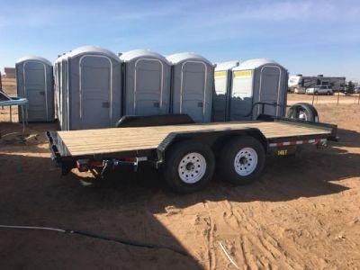 Hygienic Luxury Transportable Bathroom