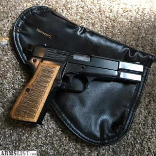For Sale: 1969 C series Browning Hi Power