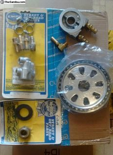Pulley Dual Oil Pump Parts