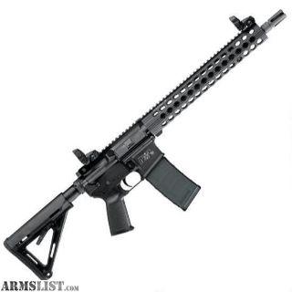 "For Sale: NEW S&W M&P15 TS Semi Auto AR-15 Rifle .223 Rem/5.56mm NATO 16"" Barrel 30 Rounds Troy TRX Magpul Stock Black Finish 811024"