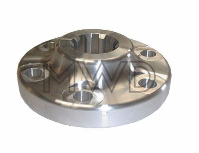 Purchase Chevy Aluminum Tranny Direct Drive Flange Coupler Bert/Brinn Transmission IMCA motorcycle in Boone, Iowa, United States, for US $49.95