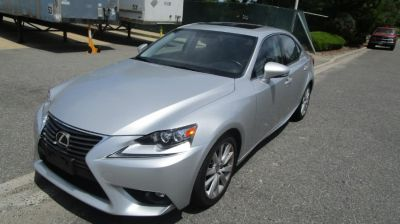 2016 Lexus IS 300 (Silver Lining Metallic)