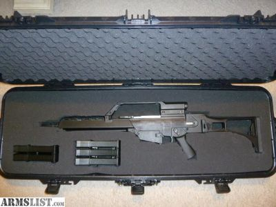 For Sale: H&K SL8 G36 Conversion Rifle Heckler & Koch