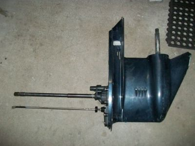 Buy JOHNSON / EVINRUDE / OMC OUTBOARD GEARCASE 438049, 439973, FRESHWATER ONLY motorcycle in Oak Forest, Illinois, United States, for US $900.00