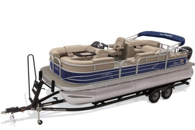 2019 Sun Tracker Party Barge 22 RF XP3 Pontoon Boats Gaylord, MI