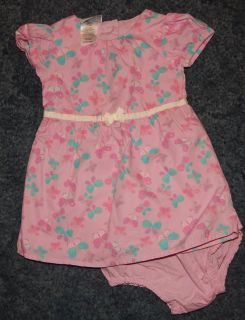 6-12mo dress with diaper cover