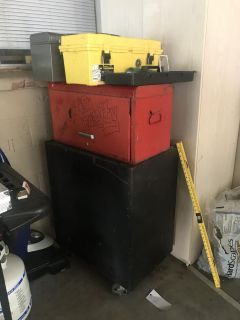 Tools/tool boxes