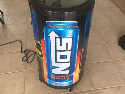 Nitrous Oxide refridgerator