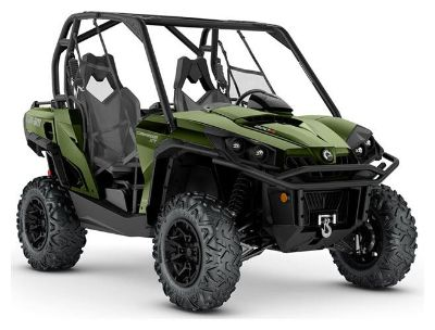 2019 Can-Am Commander XT 800R Side x Side Utility Vehicles Wilkes Barre, PA