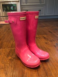 Hunter Boots size 1