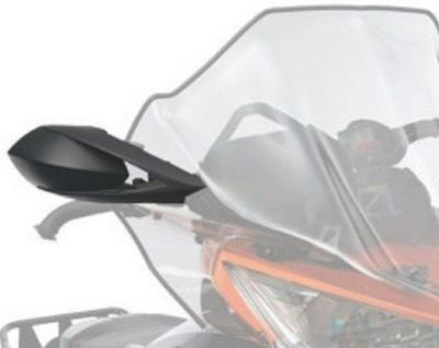Sell New Arctic Cat Single Windshield Mirror - Part 6639-629 motorcycle in Spicer, Minnesota, United States, for US $39.95