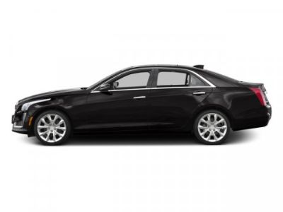 2016 Cadillac CTS Sedan Premium Collection RWD (Black Raven)