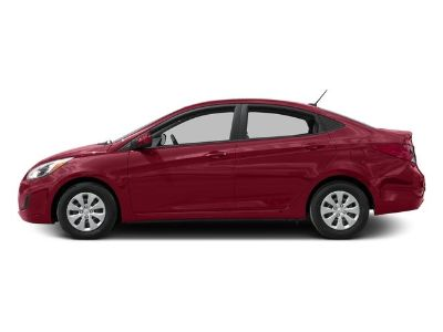 2016 Hyundai Accent GLS (Boston Red Metallic)