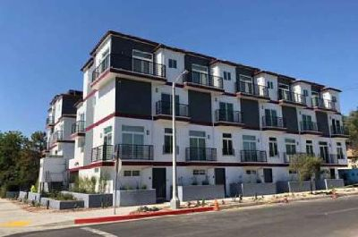 For Lease: 3 Bed 3 Bath Townhouse in Studio City