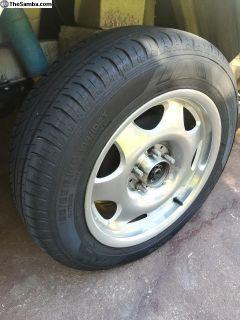 Mercedes CLK 320 Wheels (Rims+Tires) Nokian cLine