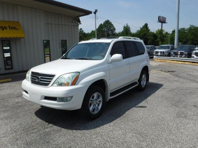 2007 Lexus GX 470 Base (White)