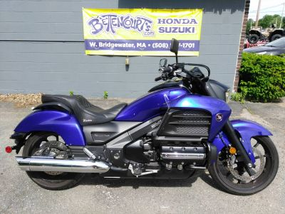 2014 Honda Gold Wing Valkyrie Cruiser Motorcycles West Bridgewater, MA