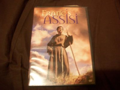 Francis of Assisi DVD (1962)