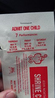 i have a ticket if anyone wants it. last minute
