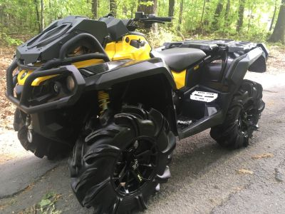2015 Can-Am Outlander X mr 1000 ATV Utility Woodstock, GA