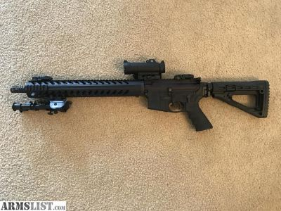 For Sale: Smith and Wesson M&P 15