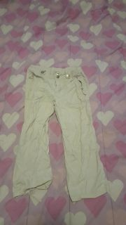 Girls pants size 5/6 Both $8 or $5 each