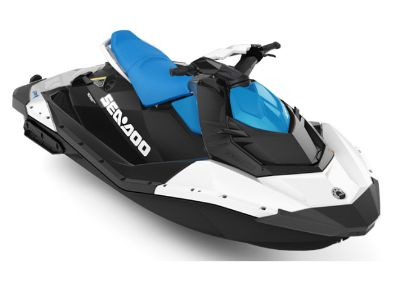 2018 Sea-Doo SPARK 3up 900 H.O. ACE iBR & Convenience Package Plus 3 Person Watercraft Zulu, IN