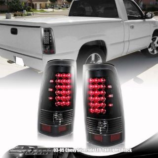 Buy For 99-06 Chevrolet Silverado / GMC Sierra 1500/2500/3500 Altezza Tail Lights motorcycle in Rowland Heights, California, United States