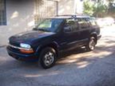 2003 Chevrolet Blazer for Sale