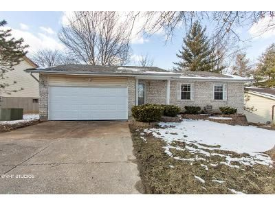 3 Bed 2 Bath Foreclosure Property in Barnhart, MO 63012 - Parkton West Dr