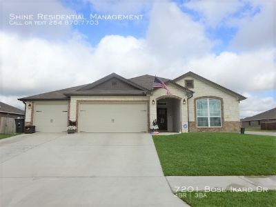 Single-family home Rental - 7201 Bose Ikard Dr