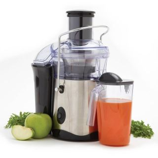 NEW IOB Jack Lalanne Juicer Stainless Steel Healthy Used Twice