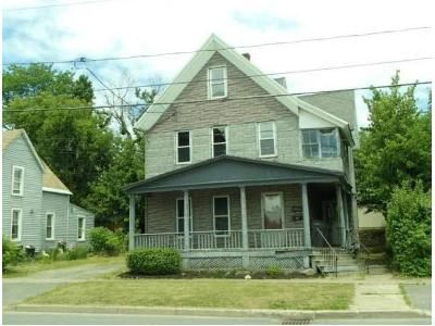 2 Bed 2 Bath Foreclosure Property in Rome, NY 13440 - Henry St