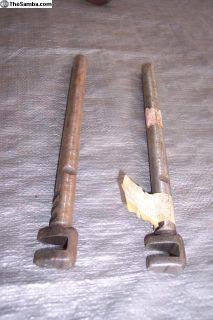 Shift rod, 1-2