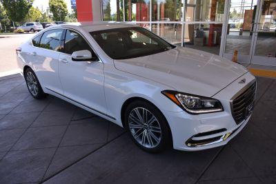 2019 Hyundai Genesis 3.8L (Casablanca White)
