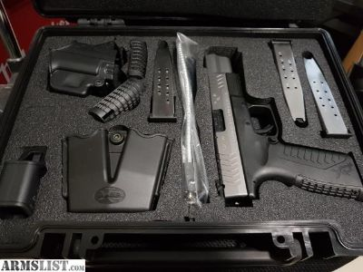 For Sale: Springfield XDM 5.25 Competition 45 ACP Stainless